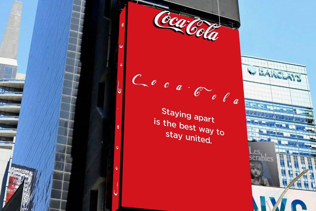 CocaCola Times Square