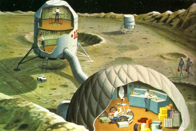 Vivir en el espacio