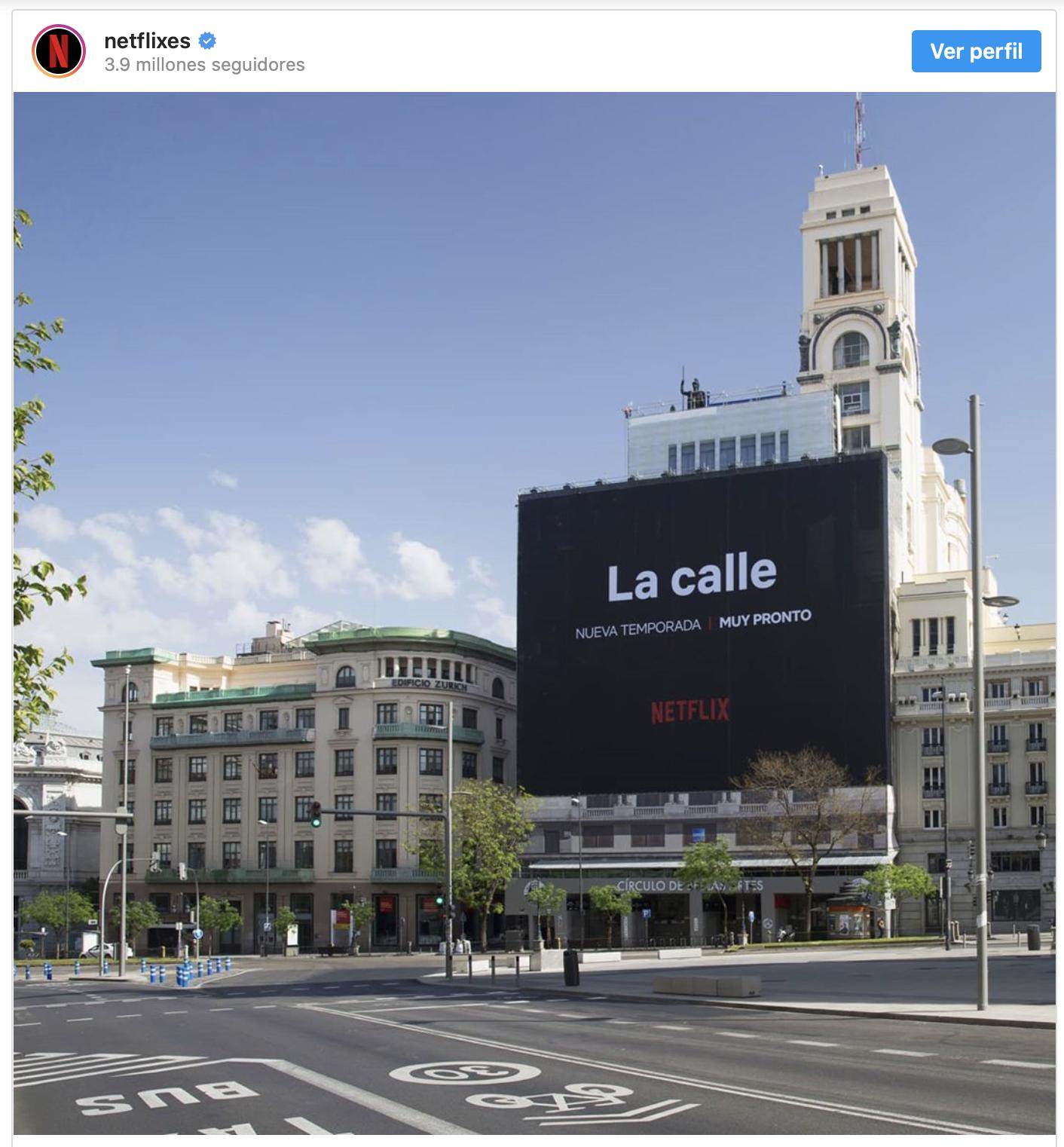 Netflix lo hizo de nuevo