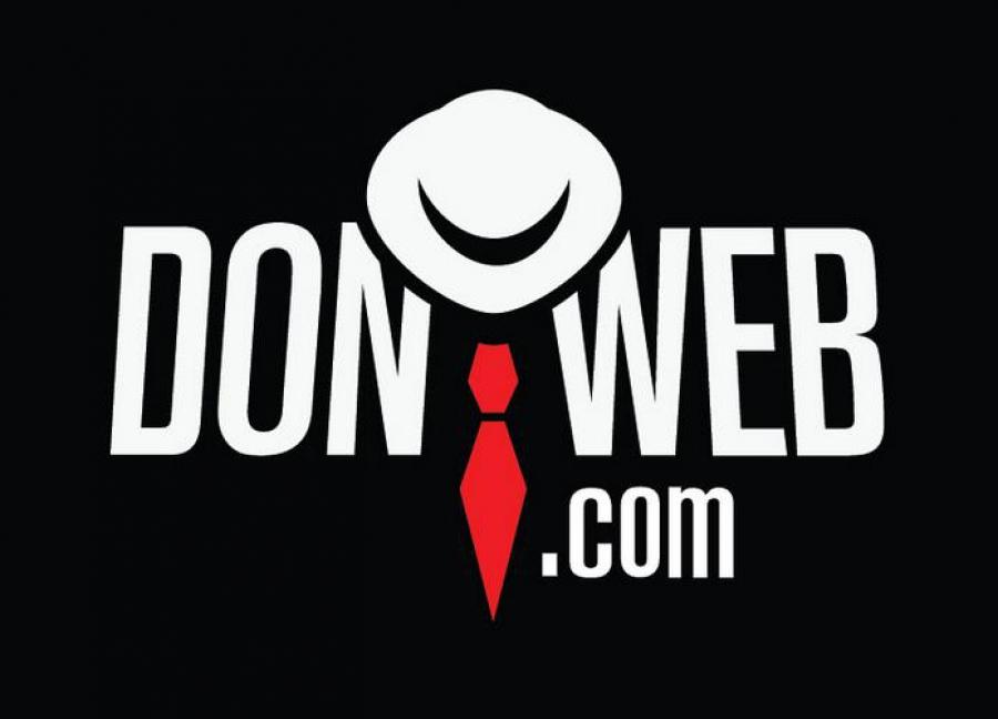 Logo viejo de DonWeb