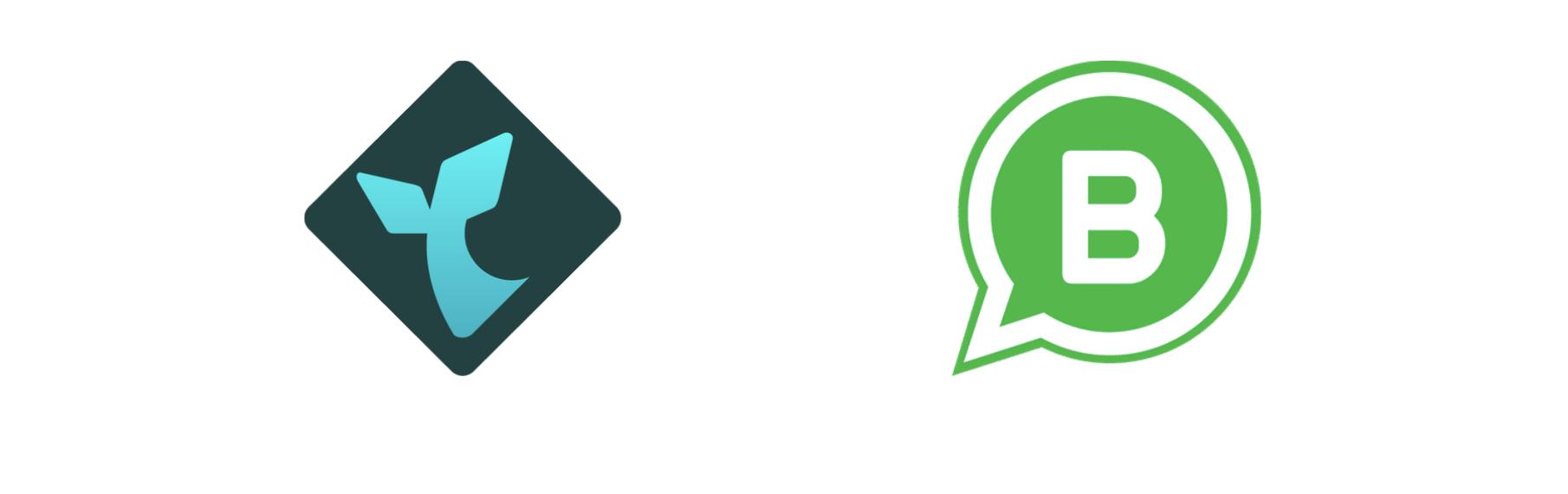 logo sirena logo whatsapp