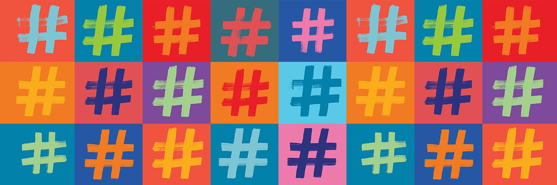 Todo lo que necesitas saber sobre los hashtags.