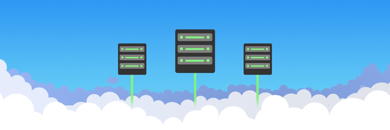 Se renovó la landing de cloud servers