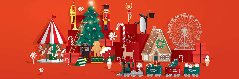 Mercado navideño de DonWeb