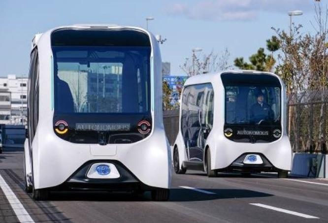 movilidad Tokio 2020