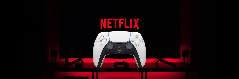 Netflix y videojuegos